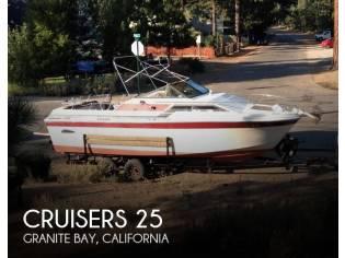 Cruisers Yachts 249