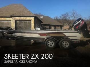 Skeeter 200