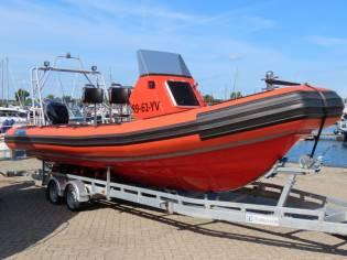 TP Marine 850 RIB