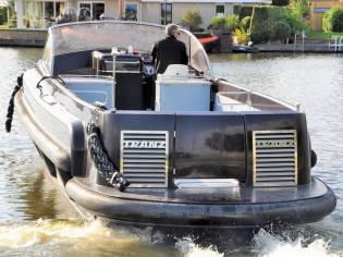 Tranz jachtbouw Groot ammers Tranz Wakup 500