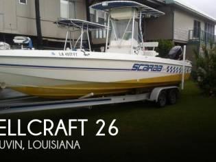 Wellcraft Scarab 26 Center Console Sportfish