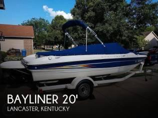 Bayliner 205 Runabout