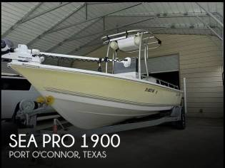 Sea Pro SV 1900 CC