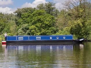 Tingdene 58' Narrow boat
