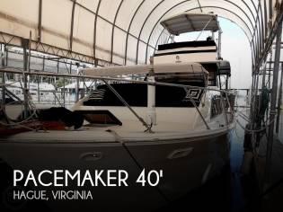 Pacemaker Flush Deck Motor Yacht