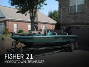 Fisher FX-21