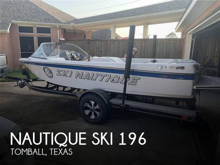 Nautique Ski 196