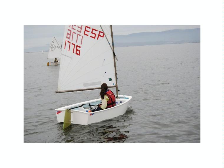 Optimist lange en rcn a coru a veleros de ocasi n 50576 for Cosas de segunda mano en coruna