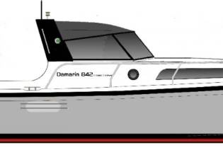 Damarin Nieuw in 2018: DAMARIN 842 Cruiser
