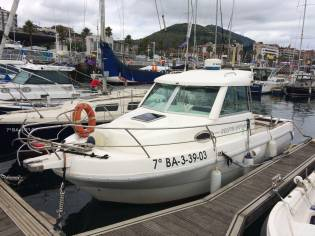 Barco de pesca paseo Felco delfyn 690 plus