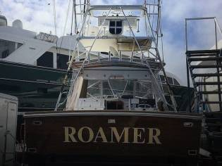 Gulfstream Boats 31 Tournament Express