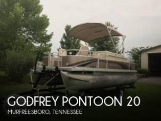 Godfrey Pontoon Sweetwater 2086FC4