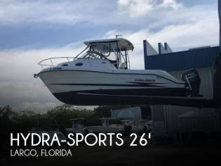 Hydra-Sports 2600 Vector