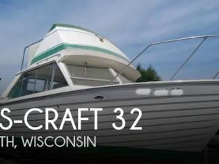 Chris-Craft Sea Skiff 32 Sports Cruiser