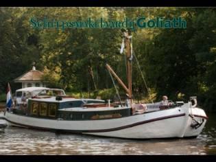 Tjalk Luxe Woonschip met ligplaats Londen