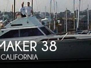 Pacemaker 38 Aft Cabin