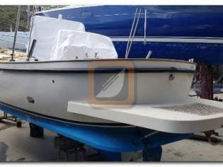 Workboat Gozzo Sabatini Altair 23