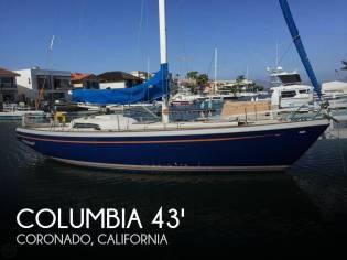 Columbia 43 Mark III