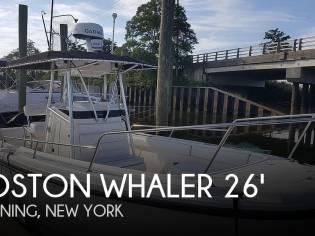Boston Whaler 260 Outrage