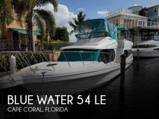 Bluewater Yachts 54 LEX