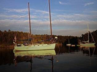 Freedom Yachts 35