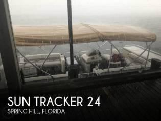 Sun Tracker 24