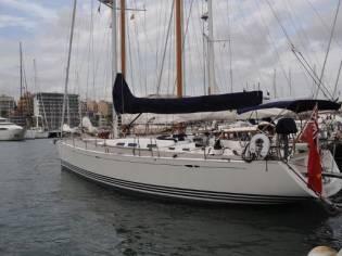 X-Yachts X 55