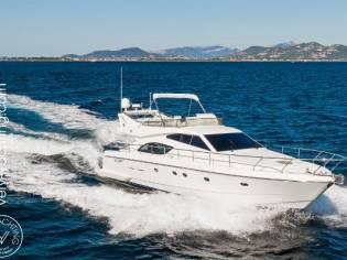 Ferretti Yachts 53