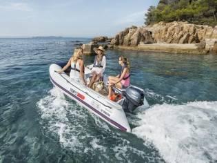 Yamaha Boats Yam 380 S mit 20 PS AluBoden