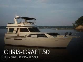 Chris-Craft 50 CONSTELLATION