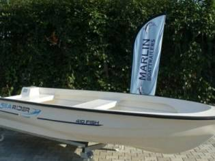 SeaRider 410 fish Anglerboot