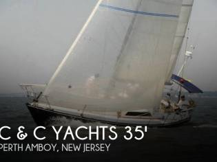 C & C Yachts 35 MK III