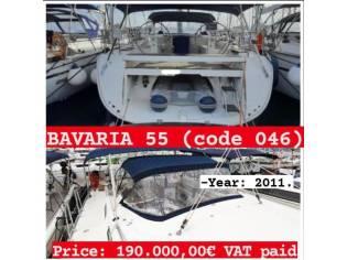 Bavaria 55