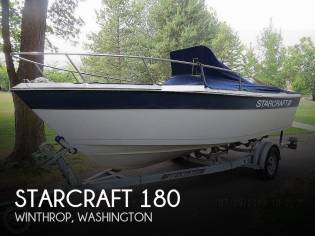 Starcraft Bluewater 180
