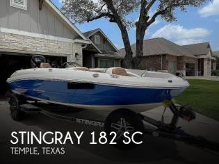 Stingray 182 SC