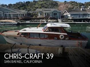 Chris-Craft 40