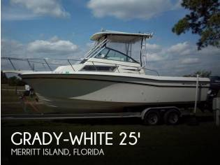 Grady-White 252 Sailfish/SportBridge GT