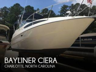 Bayliner Ciera 2455 Sunbridge LX
