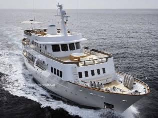 Benetti Sail Division SD 110'D