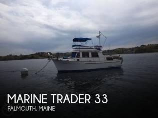 Marine Trader 34 Double Cabin