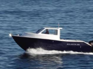 Atlantis Cuddy 26