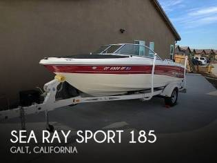 Sea Ray Sport 185