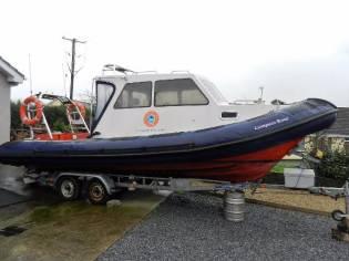 Excalibur Offshore 7.5M RIB