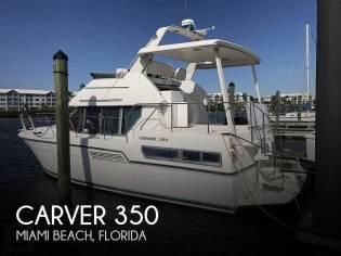 Carver 350 Aft Cabin Motoryacht