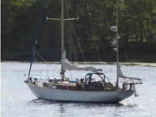 Custom Arthur Robb 36' Yawl