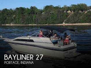 Bayliner 2850 Contessa Sunbridge