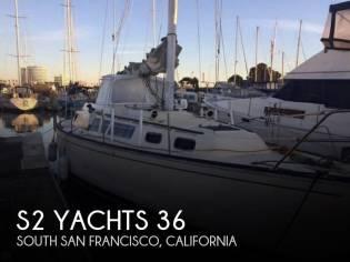 S2 Yachts 11.0 Meter Center Cockpit