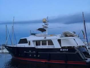Benetti Sail Division Benetti 60 Sail Division