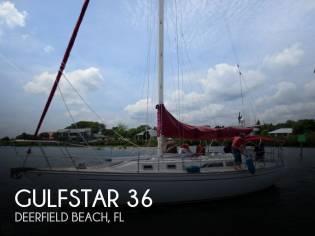 Gulfstar 36
