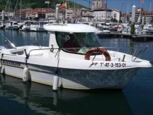 quicksilver cabinada 620 timonier